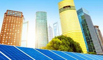 Transparente Solarzelle macht jedes Fenster zur Energiequelle