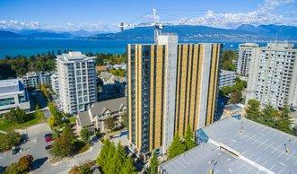 Kanadische Uni baut weltweit höchsten Wolkenkratzer aus Holz