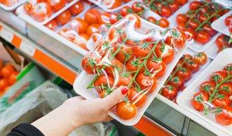 Bald soll Milch statt Plastik unsere Lebensmittel schützen