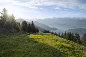 Die Schweiz zu Füssen auf den schönsten Höhenwanderungen