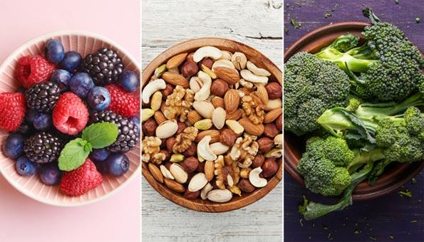 12 Brainfoods, die das Hirn ankurbeln