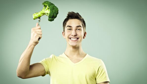 Phänomen Flexitarier – so gesund essen Teilzeit-Vegetarier