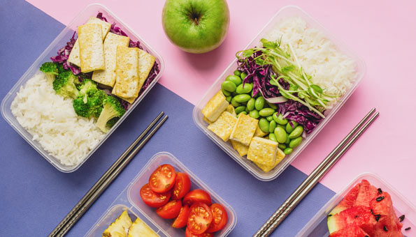Meal Prep statt Take-away: Rezepte & Tipps zum Vorkochen
