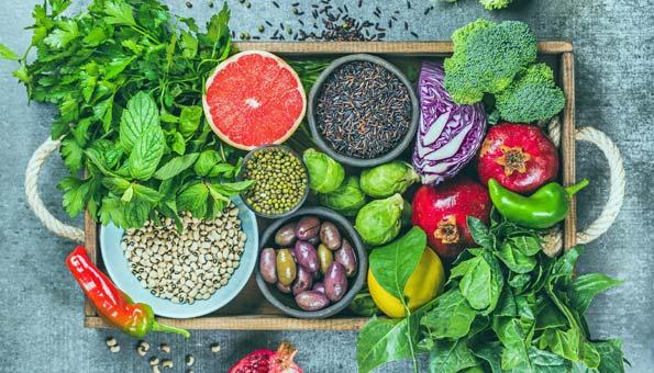 So essen Veganer gesund und nachhaltig