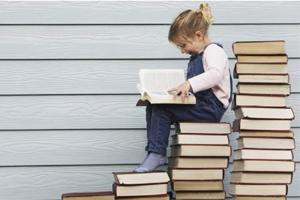 Wer liest, lebt besser: So wird aus Ihrem Kind ein Bücherwurm