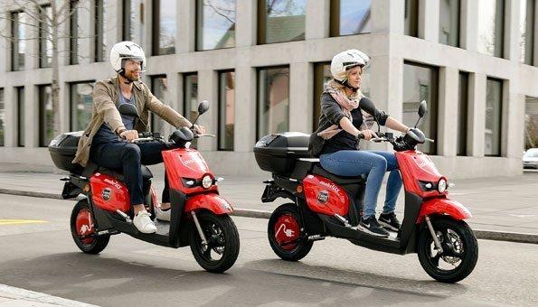 E-Scooter in Zürich: Ab jetzt können Sie Roller sharen