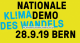 Nationale Klima Demo