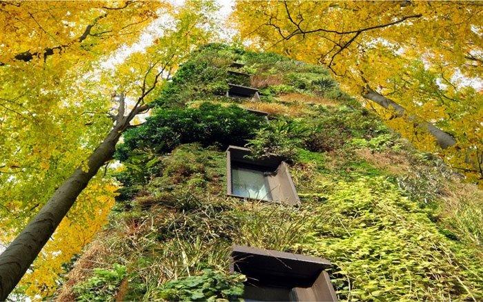nachhaltig wohnen in der zukunft ab ins moderne baumhaus. Black Bedroom Furniture Sets. Home Design Ideas