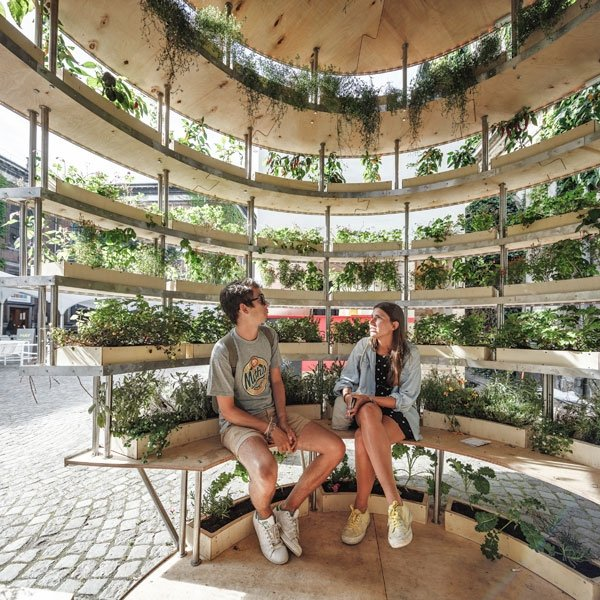 Growroom: Pavillon