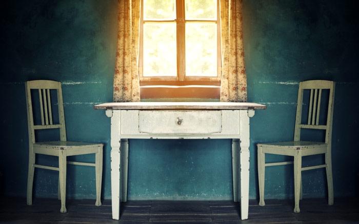 Sehr Bild: 4 - Shabby Chic Möbel selber machen – Ideen und Inspirationen BX91