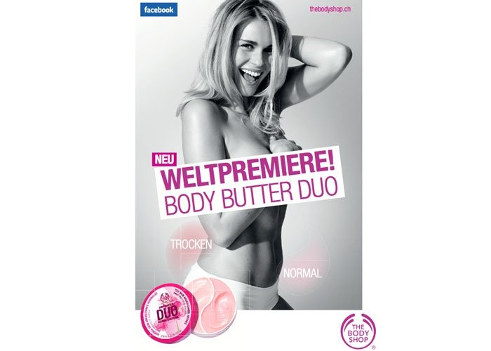 Tierversuchsfreie Kosmetik: The Body Shop