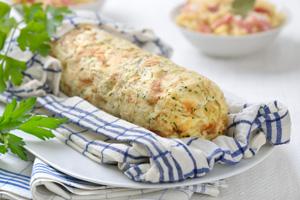 Rezepte mit altem Brot: Brotknodel oder Semmelknödel selber machen