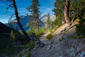 Die schönsten Ausflügsziele in den Schweizer Alpen