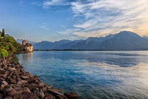 Die grössten Seen der Schweiz