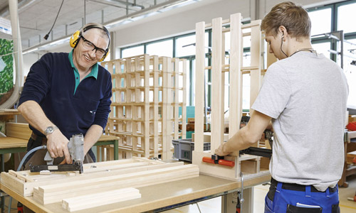 Geschützte Arbeitsplätze als wichtiger Baustein für soziale Nachhaltigkeit