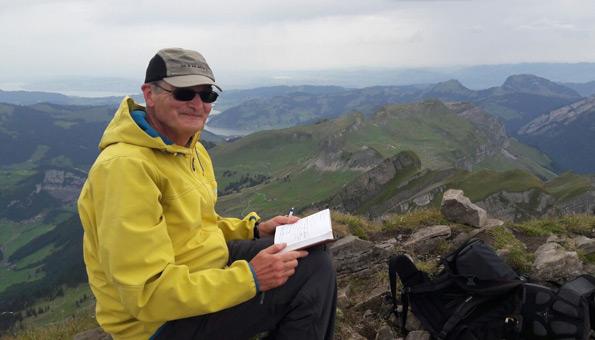 Hans Wiesner ist Geschäftsführer von Imbach-Reisen