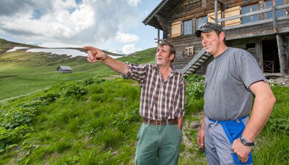 Warum Schweizer Berggebiete unsere Hilfe brauchen