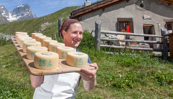 Pro Montagna macht Gutes aus Schweizer Bergen noch besser