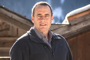 Rico Lamprecht, Gemeideammann von Val Müstair
