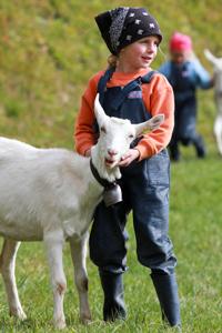Mit einer Ziegenpatenschaft Berggebieten helfen