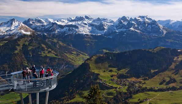 Ausflug Schweiz