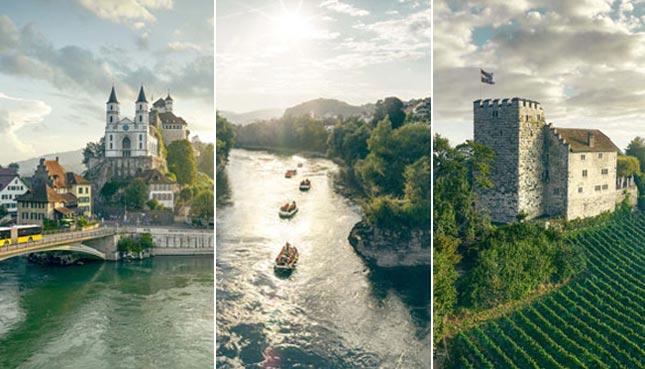 Ausflugsziele Aargau: Die 9 schönste Ausflüge im Kanton