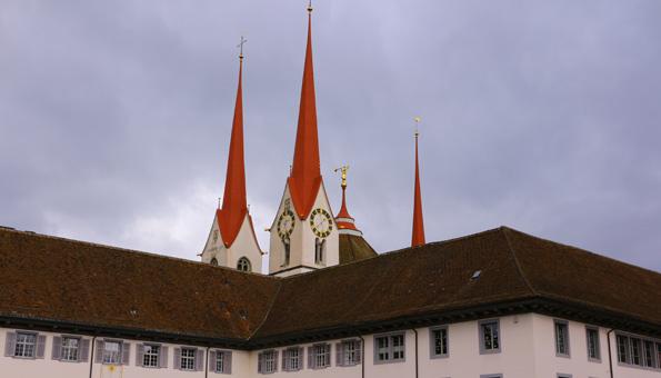 Ausflugsziele Aargau: Die 9 schönste Ausflüge im Kanton: Kloster Muri