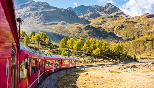 Ausflugsziele Graubünden: Die Top 9 Sehenswürdigkeiten