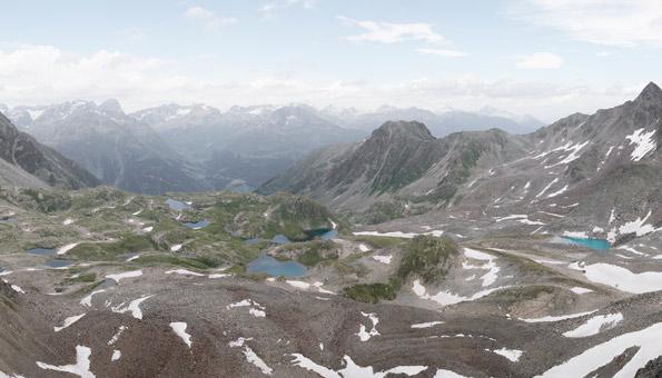Ausflugsziele Graubünden: Die Top 9 Sehenswürdigkeiten: Seeplatte Macun