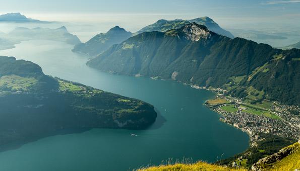 Ausflugsziele Zentralschweiz: Fronalpstock
