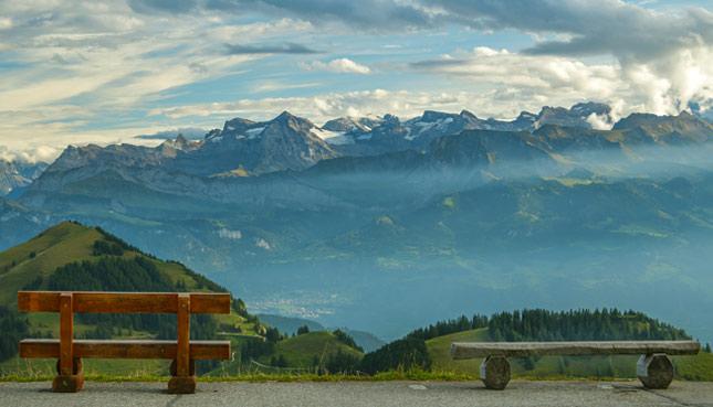 Ausflugsziele Zentralschweiz: Die 11 schönsten Ausflüge in der Region