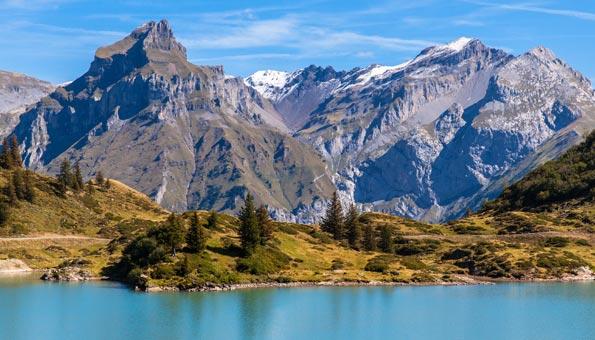 Ausflugsziele Zentralschweiz: Trüebsee