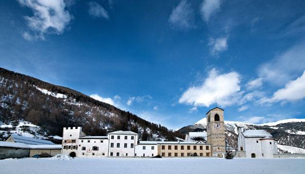 Benediktinerinnenkloster St. Johann im Val Müstair