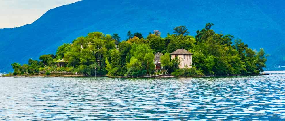 Diese Inseln der Schweiz sorgen definitiv für Ferien-Feeling
