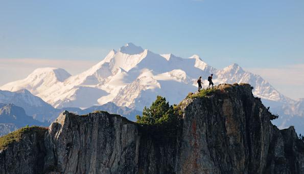 UNESCO Welterbe Schweiz: Die 12 Destinationen um Überblick