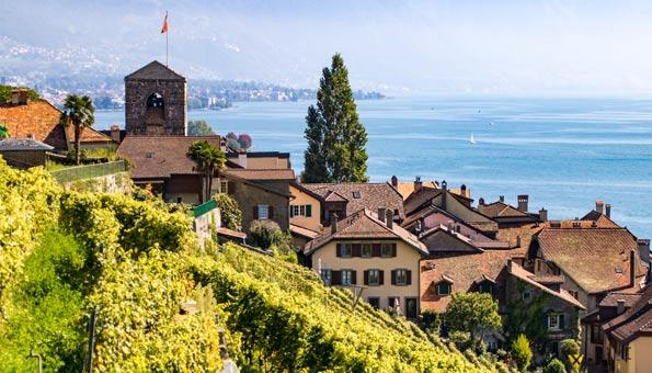 Entdecke die schönsten Orte der Schweiz:Saint-Saphorin