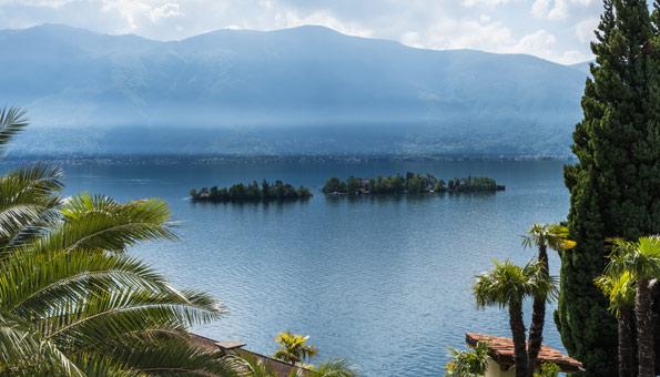Entdecke die 12 schönsten Orte der Schweiz: Brissago-Inseln