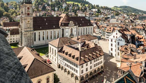 Stiftsbezirk St. Gallen