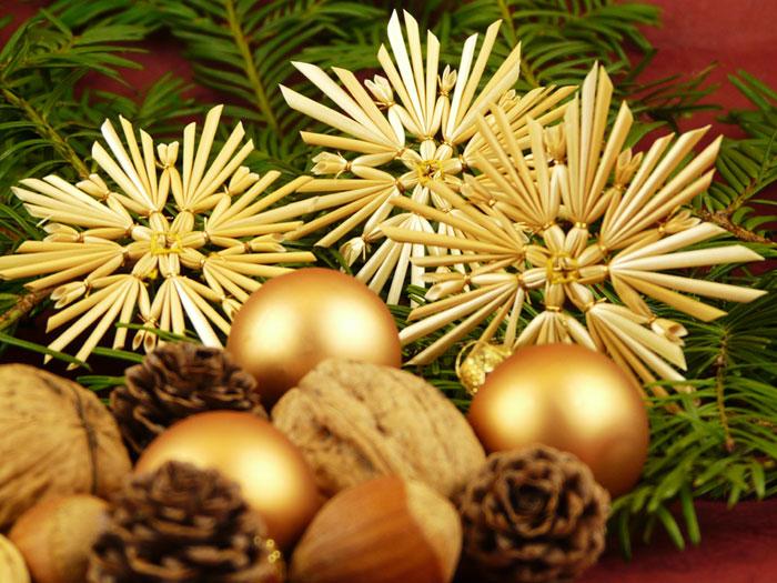 Weihnachtsbaum Natürlich.Bio Baumschmuck Schöne Deko Ganz Einfach Selber Machen