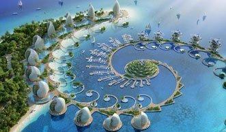 Im Öko-Paradies: Dieses Resort soll die Umwelt null belasten