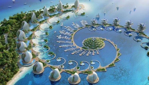 Eco Resort: Dieses Projekt zeigt, wie nachhaltige Ferien gehen