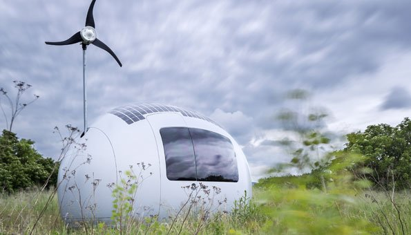 autark leben im microhome ecocapsule. Black Bedroom Furniture Sets. Home Design Ideas