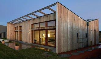 Dieses Haus soll Bewohnern helfen, nachhaltig zu leben