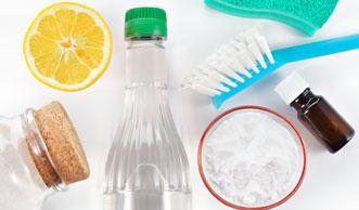 7 natürliche Helfer, die chemische Putzmittel bestens ersetzen