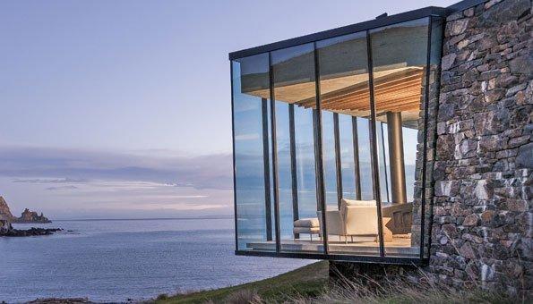 Ökologisch bauen: Wie es sich im nachhaltigen Ferienhaus wohnt