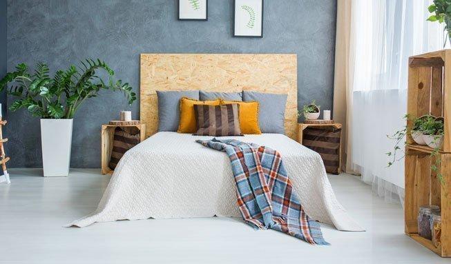 Pflanzen im Schlafzimmer: Die Top 6 für gesunde Nachtruhe