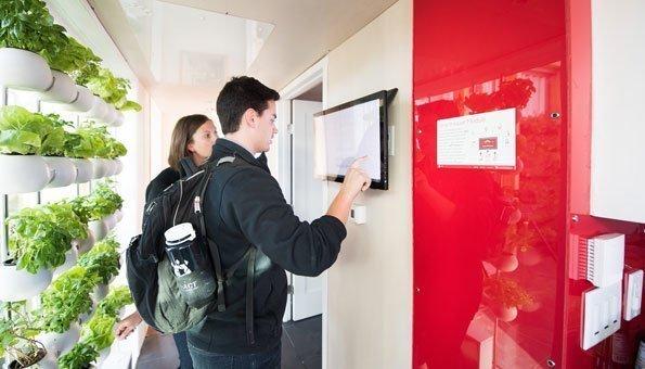 Die Haustechnik macht reACT zum richtig smarten Haus