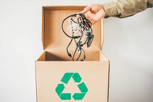 So nutzt du den International E-Waste Day für dich