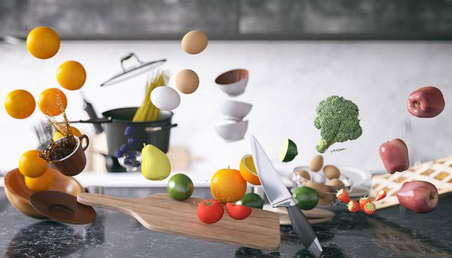 Die 6 grössten Fehler in der Küche und wie du sie vermeidest