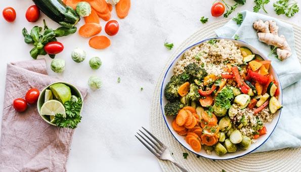 Nachhaltige Ernährung: Auch für den Körper die bessere Wahl?